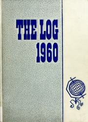 1960 Edition, Columbus North High School - Log Yearbook (Columbus, IN)