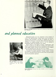 Page 10, 1962 Edition, Columbus North High School - Log Yearbook (Columbus, IN) online yearbook collection