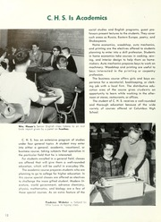 Page 16, 1962 Edition, Columbus North High School - Log Yearbook (Columbus, IN) online yearbook collection
