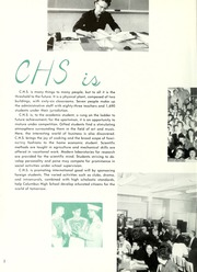 Page 6, 1962 Edition, Columbus North High School - Log Yearbook (Columbus, IN) online yearbook collection