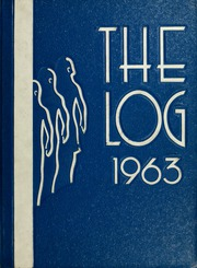 1963 Edition, Columbus North High School - Log Yearbook (Columbus, IN)