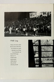 Page 6, 1968 Edition, Columbus North High School - Log Yearbook (Columbus, IN) online yearbook collection