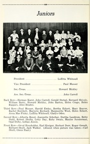 Page 16, 1935 Edition, Huntington Township School - Medita Yearbook (Huntington, IN) online yearbook collection