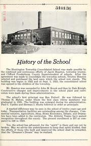 Page 7, 1935 Edition, Huntington Township School - Medita Yearbook (Huntington, IN) online yearbook collection
