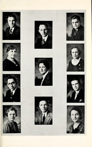 Page 9, 1935 Edition, Huntington Township School - Medita Yearbook (Huntington, IN) online yearbook collection