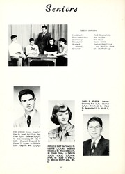 Page 14, 1951 Edition, Huntington Township School - Medita Yearbook (Huntington, IN) online yearbook collection