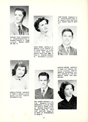 Page 16, 1951 Edition, Huntington Township School - Medita Yearbook (Huntington, IN) online yearbook collection