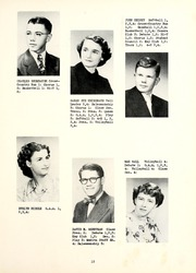 Page 17, 1951 Edition, Huntington Township School - Medita Yearbook (Huntington, IN) online yearbook collection