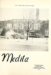 Page 5, 1951 Edition, Huntington Township School - Medita Yearbook (Huntington, IN) online yearbook collection