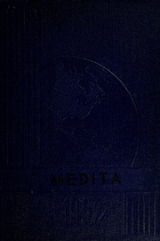 1952 Edition, Huntington Township School - Medita Yearbook (Huntington, IN)