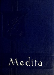 1953 Edition, Huntington Township School - Medita Yearbook (Huntington, IN)