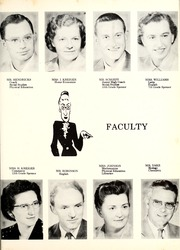 Page 9, 1954 Edition, Huntington Township School - Medita Yearbook (Huntington, IN) online yearbook collection