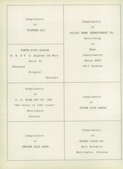 Page 72, 1956 Edition, Huntington Township School - Medita Yearbook (Huntington, IN) online yearbook collection