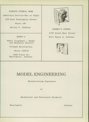 Page 77, 1956 Edition, Huntington Township School - Medita Yearbook (Huntington, IN) online yearbook collection