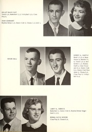 Page 15, 1959 Edition, Huntington Township School - Medita Yearbook (Huntington, IN) online yearbook collection