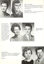 Page 16, 1959 Edition, Huntington Township School - Medita Yearbook (Huntington, IN) online yearbook collection