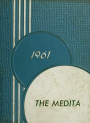 1961 Edition, Huntington Township School - Medita Yearbook (Huntington, IN)