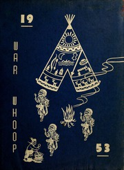 1953 Edition, Chester Center High School - Memento Yearbook (Keystone, IN)