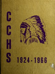 1966 Edition, Chester Center High School - Memento Yearbook (Keystone, IN)