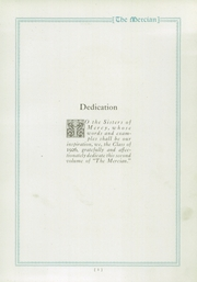 Page 9, 1926 Edition, Mount Mercy Academy - Mercian Yearbook (Grand Rapids, MI) online yearbook collection