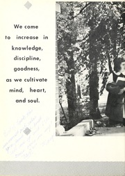 Page 6, 1958 Edition, Mount Mercy Academy - Mercian Yearbook (Grand Rapids, MI) online yearbook collection