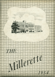 Page 1, 1954 Edition, Millersburg High School - Millerette Yearbook (Millersburg, IN) online yearbook collection