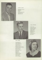 Page 12, 1954 Edition, Millersburg High School - Millerette Yearbook (Millersburg, IN) online yearbook collection