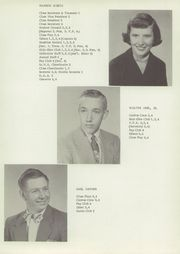 Page 13, 1954 Edition, Millersburg High School - Millerette Yearbook (Millersburg, IN) online yearbook collection