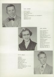 Page 14, 1954 Edition, Millersburg High School - Millerette Yearbook (Millersburg, IN) online yearbook collection