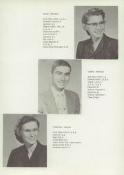 Page 15, 1954 Edition, Millersburg High School - Millerette Yearbook (Millersburg, IN) online yearbook collection