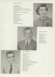 Page 17, 1954 Edition, Millersburg High School - Millerette Yearbook (Millersburg, IN) online yearbook collection