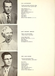 Page 10, 1955 Edition, Millersburg High School - Millerette Yearbook (Millersburg, IN) online yearbook collection