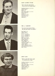 Page 14, 1955 Edition, Millersburg High School - Millerette Yearbook (Millersburg, IN) online yearbook collection
