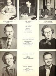 Page 6, 1955 Edition, Millersburg High School - Millerette Yearbook (Millersburg, IN) online yearbook collection