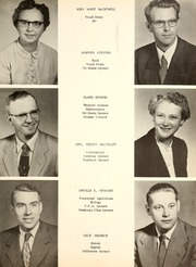 Page 7, 1955 Edition, Millersburg High School - Millerette Yearbook (Millersburg, IN) online yearbook collection