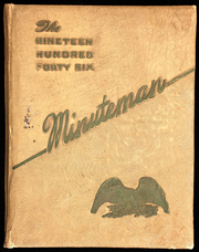 1946 Edition, Clay High School - Minuteman Yearbook (South Bend, IN)