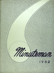 1962 Edition, Clay High School - Minuteman Yearbook (South Bend, IN)