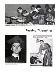 Page 10, 1962 Edition, Clay High School - Minuteman Yearbook (South Bend, IN) online yearbook collection
