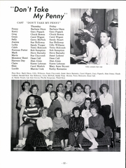 Page 16, 1962 Edition, Clay High School - Minuteman Yearbook (South Bend, IN) online yearbook collection