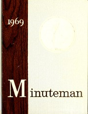 1969 Edition, Clay High School - Minuteman Yearbook (South Bend, IN)