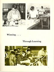 Page 9, 1971 Edition, Clay High School - Minuteman Yearbook (South Bend, IN) online yearbook collection