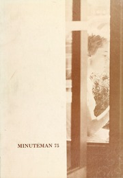 1975 Edition, Clay High School - Minuteman Yearbook (South Bend, IN)