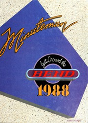 1988 Edition, Clay High School - Minuteman Yearbook (South Bend, IN)