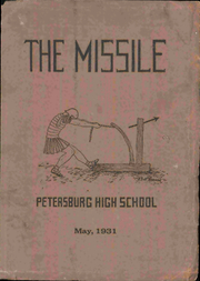 Page 2, 1931 Edition, Petersburg High School - Missile Yearbook (Petersburg, VA) online yearbook collection