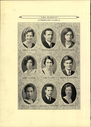 Page 6, 1931 Edition, Petersburg High School - Missile Yearbook (Petersburg, VA) online yearbook collection