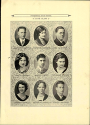 Page 9, 1931 Edition, Petersburg High School - Missile Yearbook (Petersburg, VA) online yearbook collection