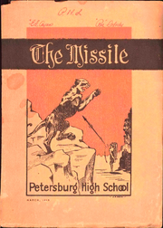 Page 1, 1936 Edition, Petersburg High School - Missile Yearbook (Petersburg, VA) online yearbook collection