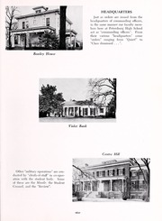 Page 13, 1961 Edition, Petersburg High School - Missile Yearbook (Petersburg, VA) online yearbook collection