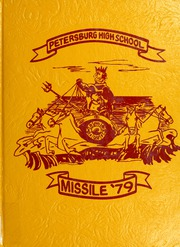 1979 Edition, Petersburg High School - Missile Yearbook (Petersburg, VA)