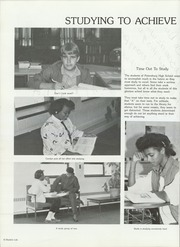 Page 10, 1986 Edition, Petersburg High School - Missile Yearbook (Petersburg, VA) online yearbook collection